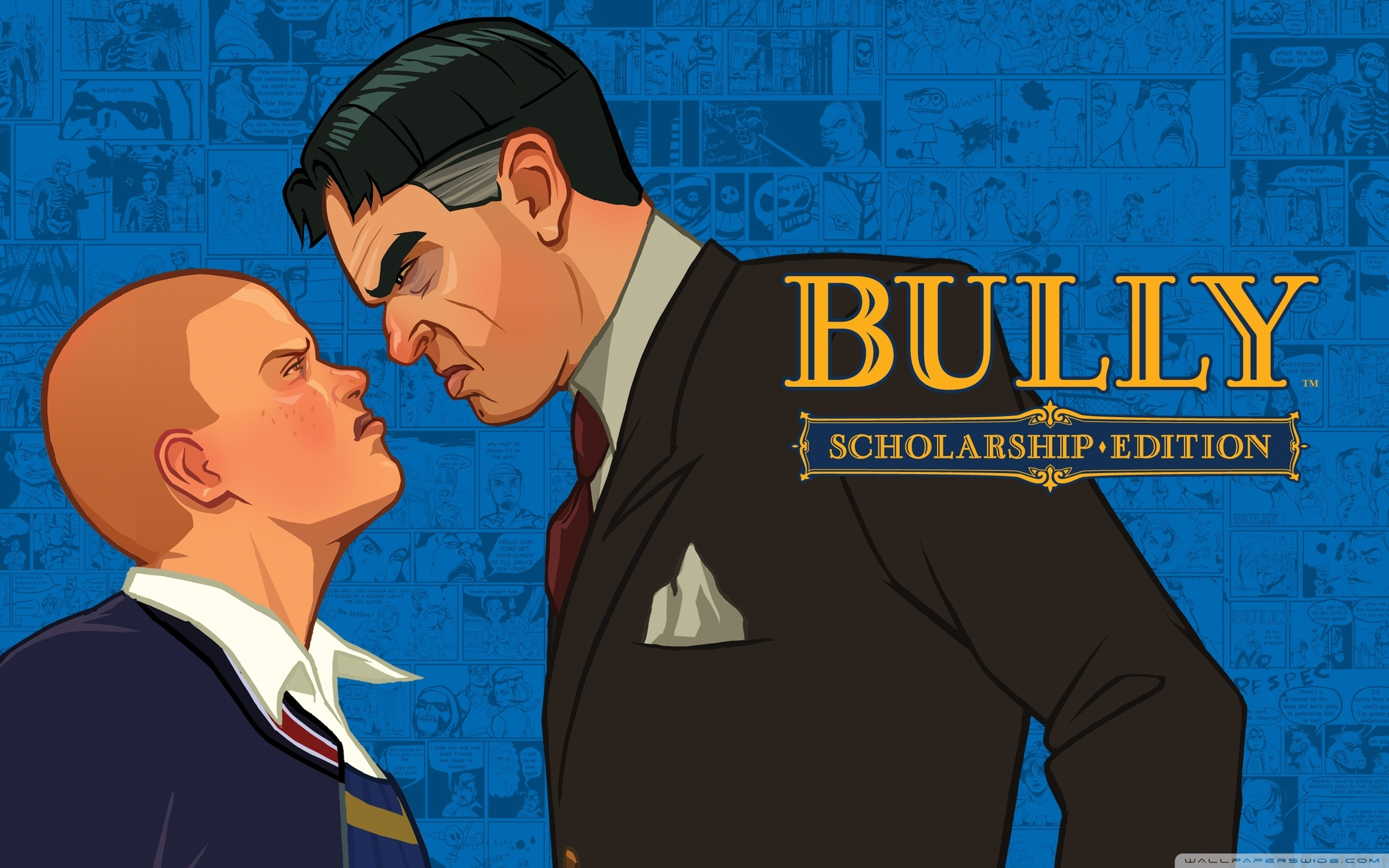 bully scholarship edition ❤ 4k hd desktop wallpaper for 4k ultra hd