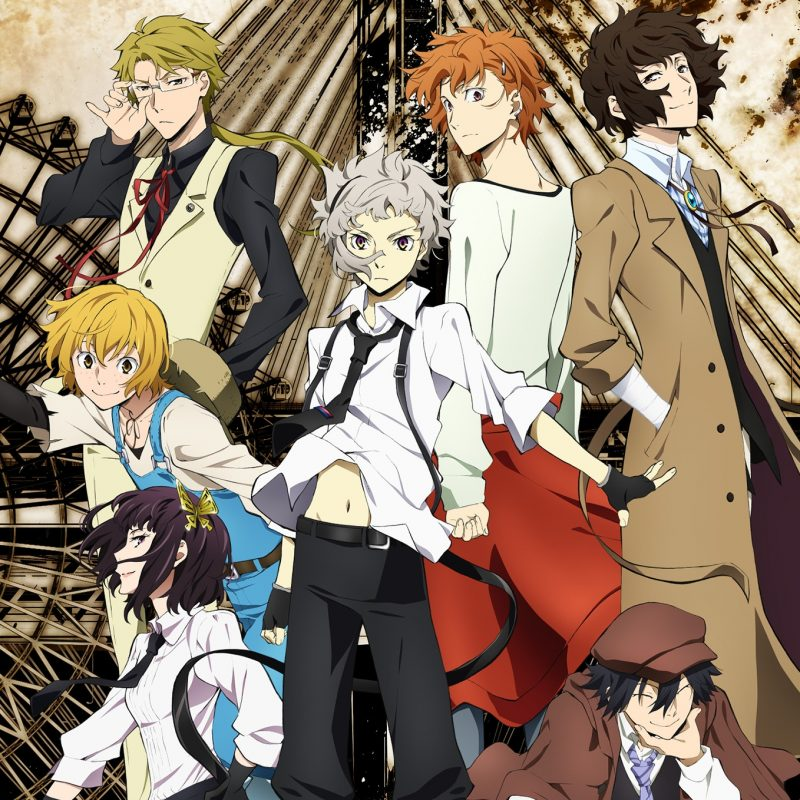 10 Latest Bungo Stray Dogs Wallpaper FULL HD 1920×1080 For PC Background 2018 free download bungou stray dogs full hd fond decran and arriere plan 1920x1358 800x800