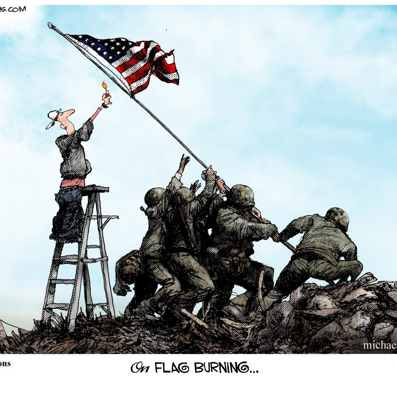 10 Top Raising The Flag On Iwo Jima In Color FULL HD 1080p For PC Desktop 2021 free download burning the flag of our fathers michael p ramirez 1 800x800