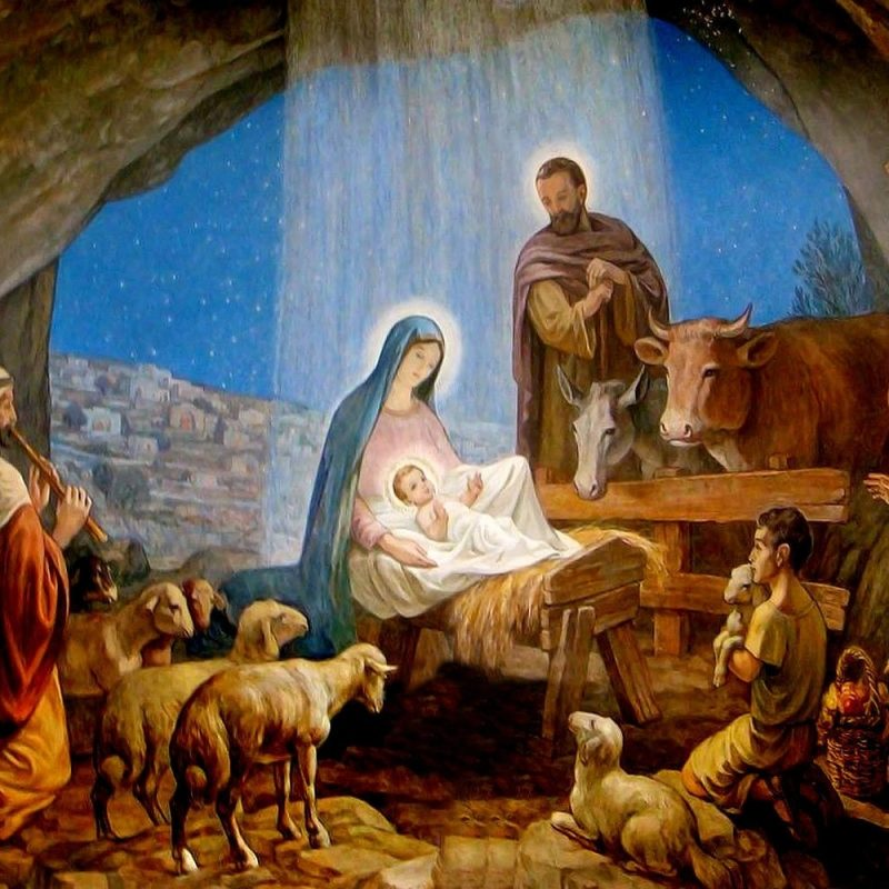 10 Best Baby Jesus Christmas Images FULL HD 1080p For PC Background 2021 free download but going additionally individual ergo draw lighting increased once 800x800