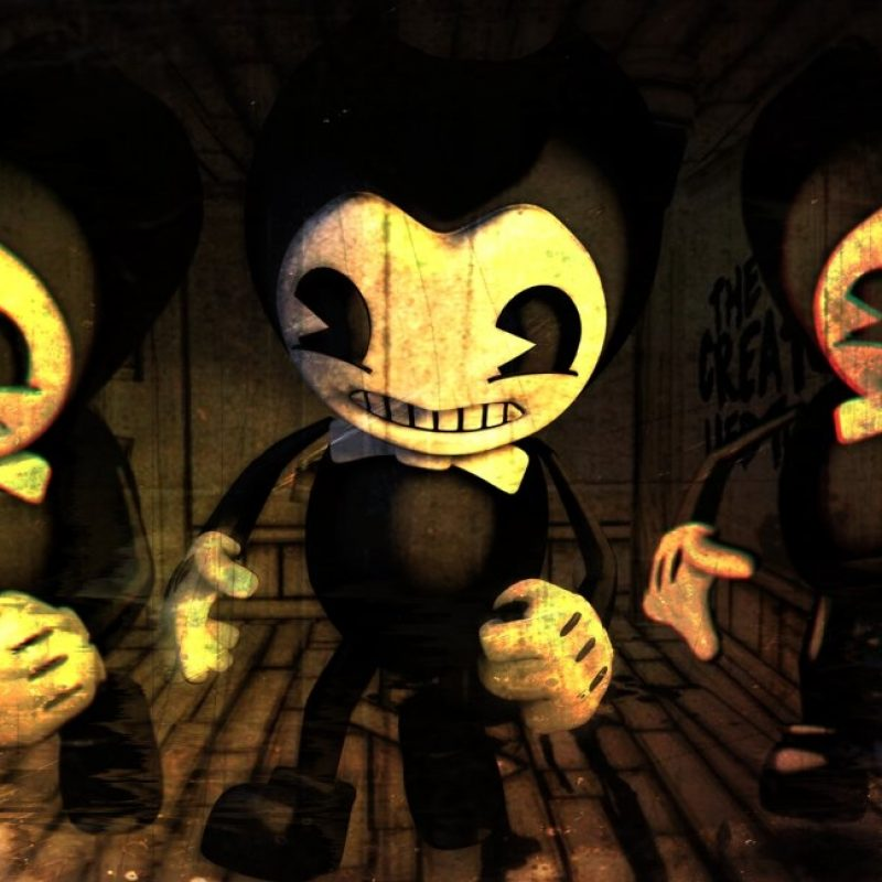 10 Best Bendy And The Ink Machine Wallpaper FULL HD 1080p For PC Desktop 2018 free download c4dwallpaperbendy and the ink machineyinyanggio1987 on deviantart 800x800