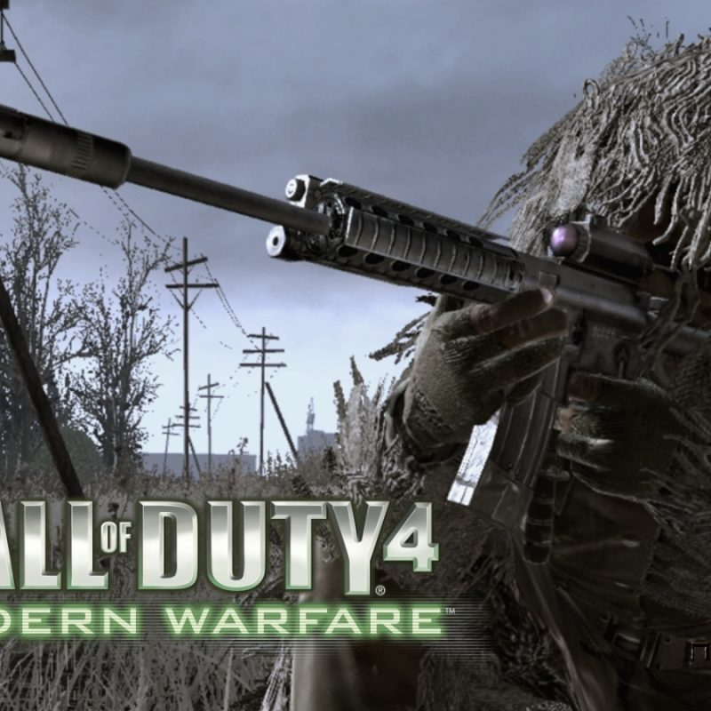 10 New Call Of Duty 4 Wallpaper FULL HD 1080p For PC Background 2020 free download call of duty 4 modern warefare wallpaper call of duty wallpapers 800x800