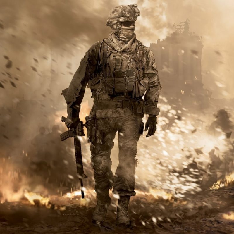 10 Most Popular Call Of Duty Modern Warfare 2 Wallpaper FULL HD 1920×1080 For PC Desktop 2018 free download call of duty modern warfare 2 hd wallpaper modern warfare 2 800x800