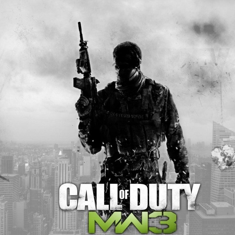 10 Best Call Of Duty Modern Warfare 3 Wallpaper FULL HD 1920×1080 For PC Background 2018 free download call of duty modern warfare 3 game mw3 hd widescreen wallpaper 800x800