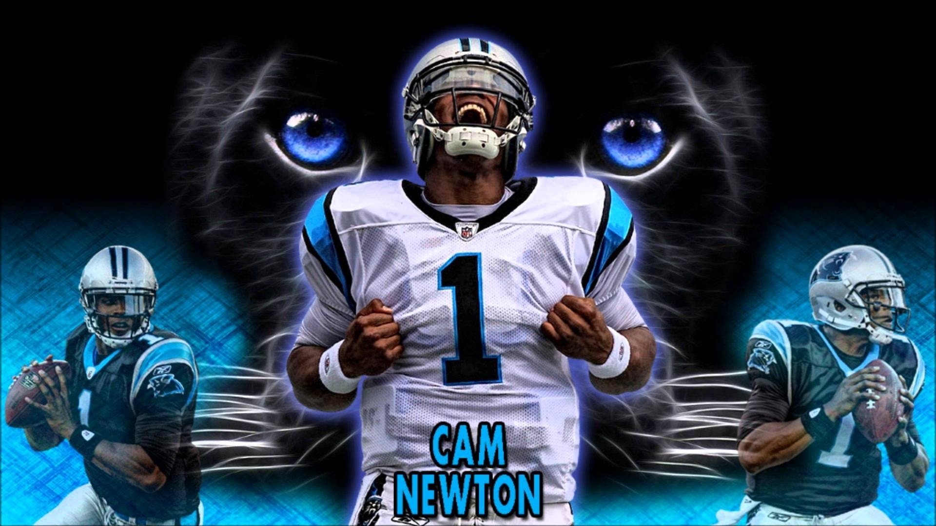 cam newton full hd wallpaper and background image | 1920x1080 | id