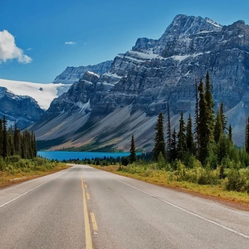 10 Top Canadian Rockies Wallpaper FULL HD 1920×1080 For PC Desktop 2018 free download canada canadian rockies road trees lake mountains wallpaper 800x800