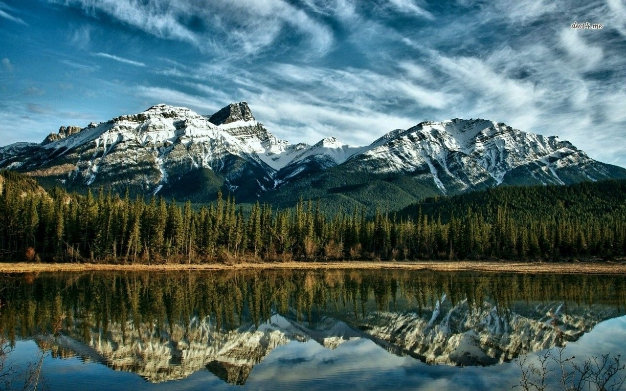 canadian rockies | canadian rockies wallpaper - nature wallpapers