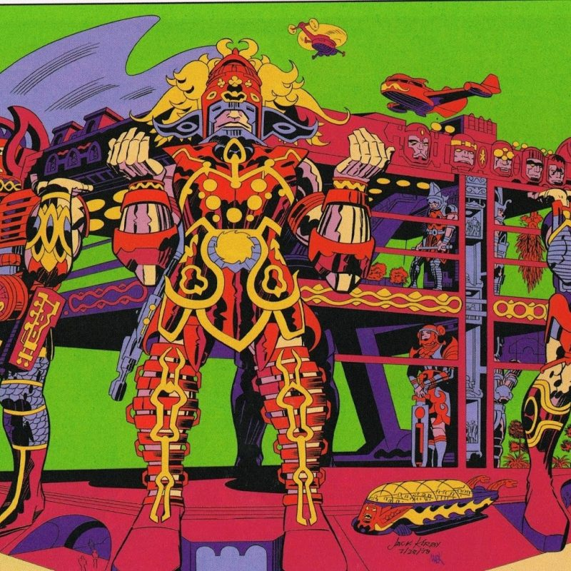 10 New Jack Kirby New Gods Wallpaper FULL HD 1080p For PC Background 2018 free download capns comics terminal of the godsjack kirby 800x800