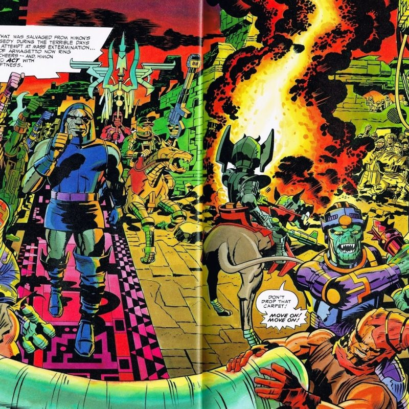 10 New Jack Kirby New Gods Wallpaper FULL HD 1080p For PC Background 2018 free download capns comics the hunger dogsjack kirby 800x800