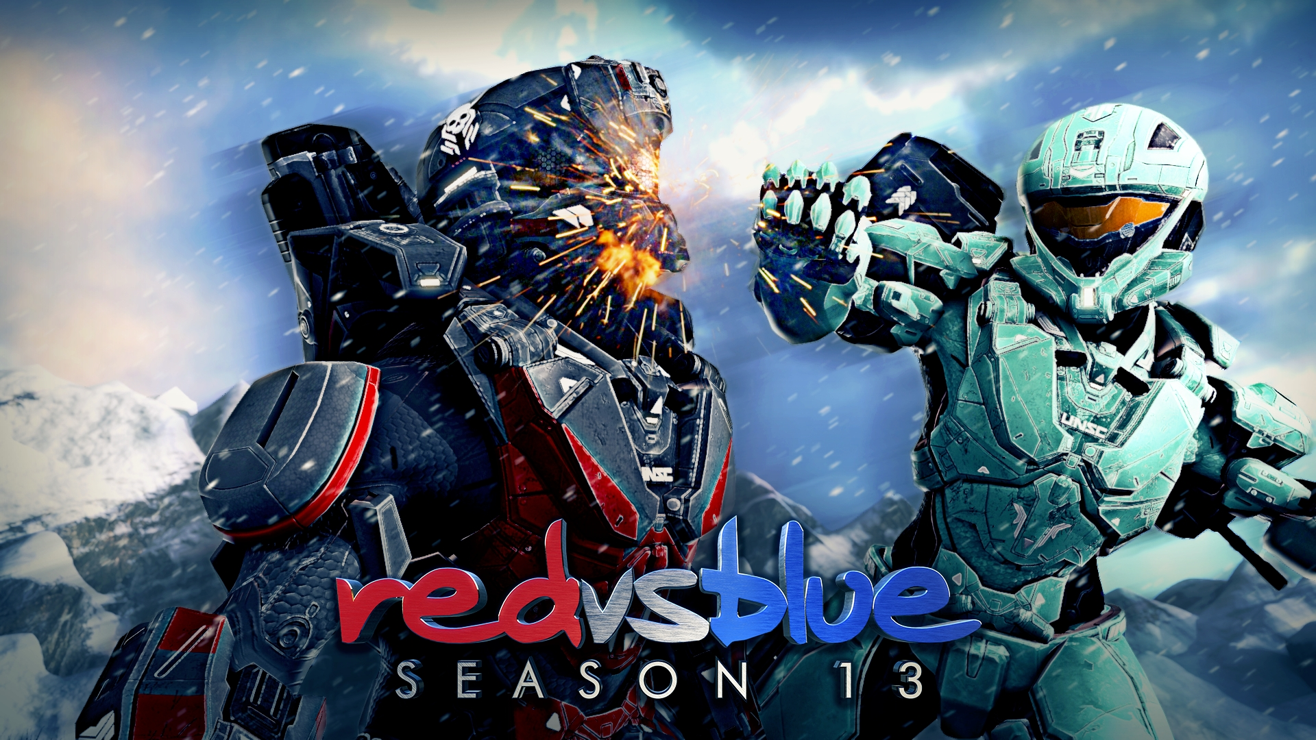 carolina punching a shark in the face!!!   red vs blue   pinterest