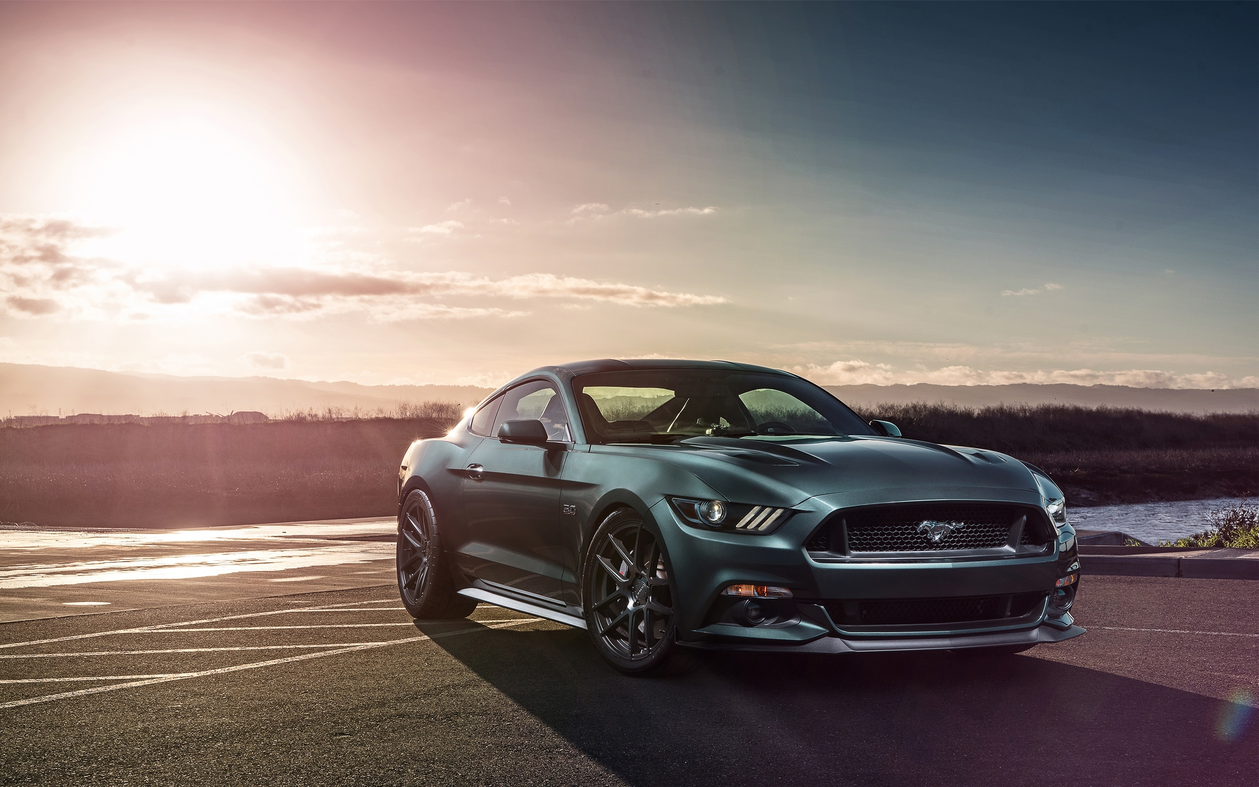 cars ford mustang gt 5k wallpapers (desktop, phone, tablet