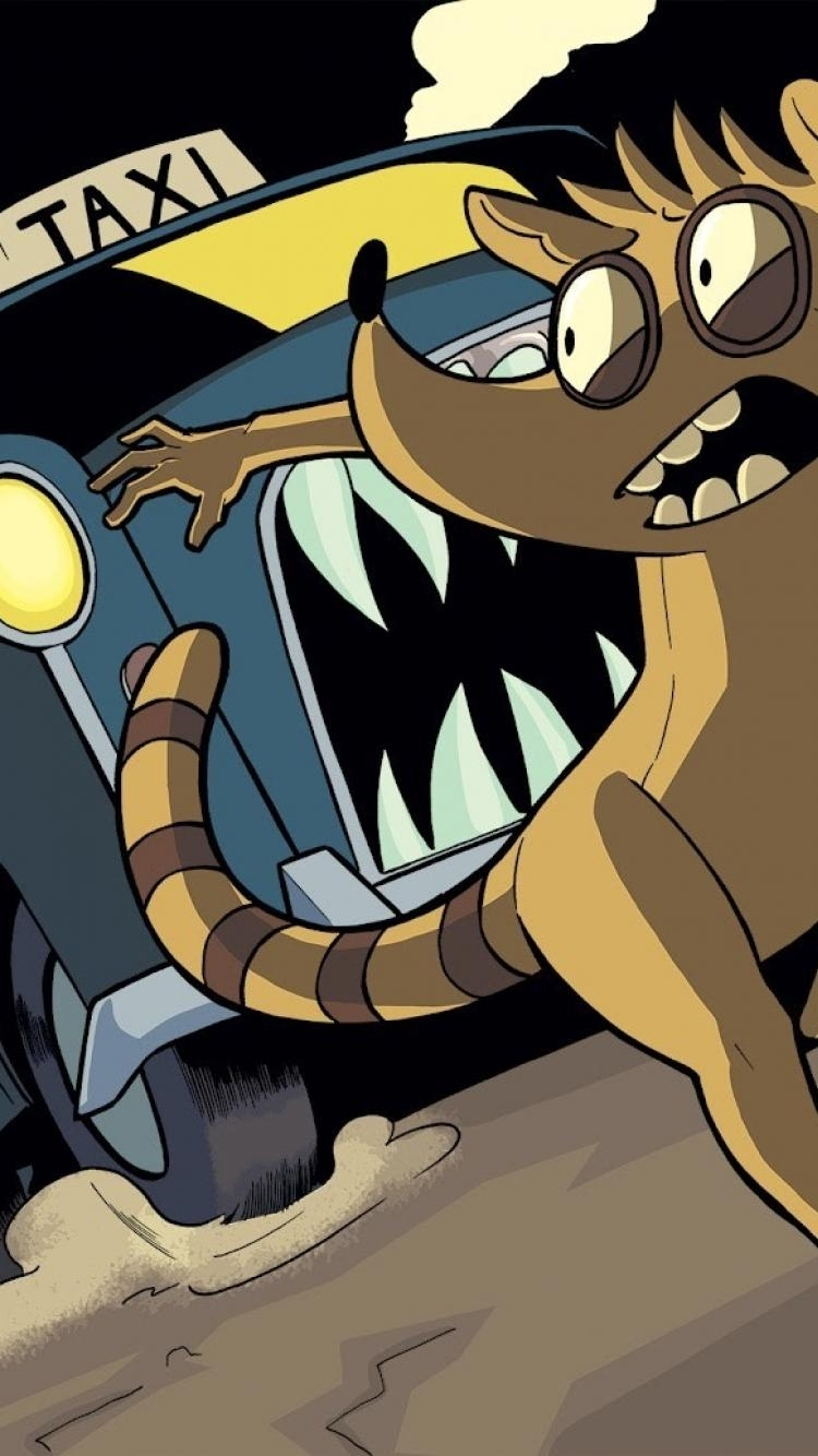 10 New Regular Show Iphone Wallpaper Full Hd 1080p For Pc Background