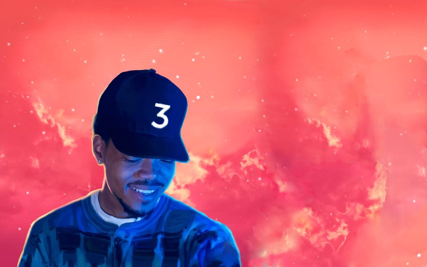 chance 3 wallpaper [1440x900][oc] : chancetherapper