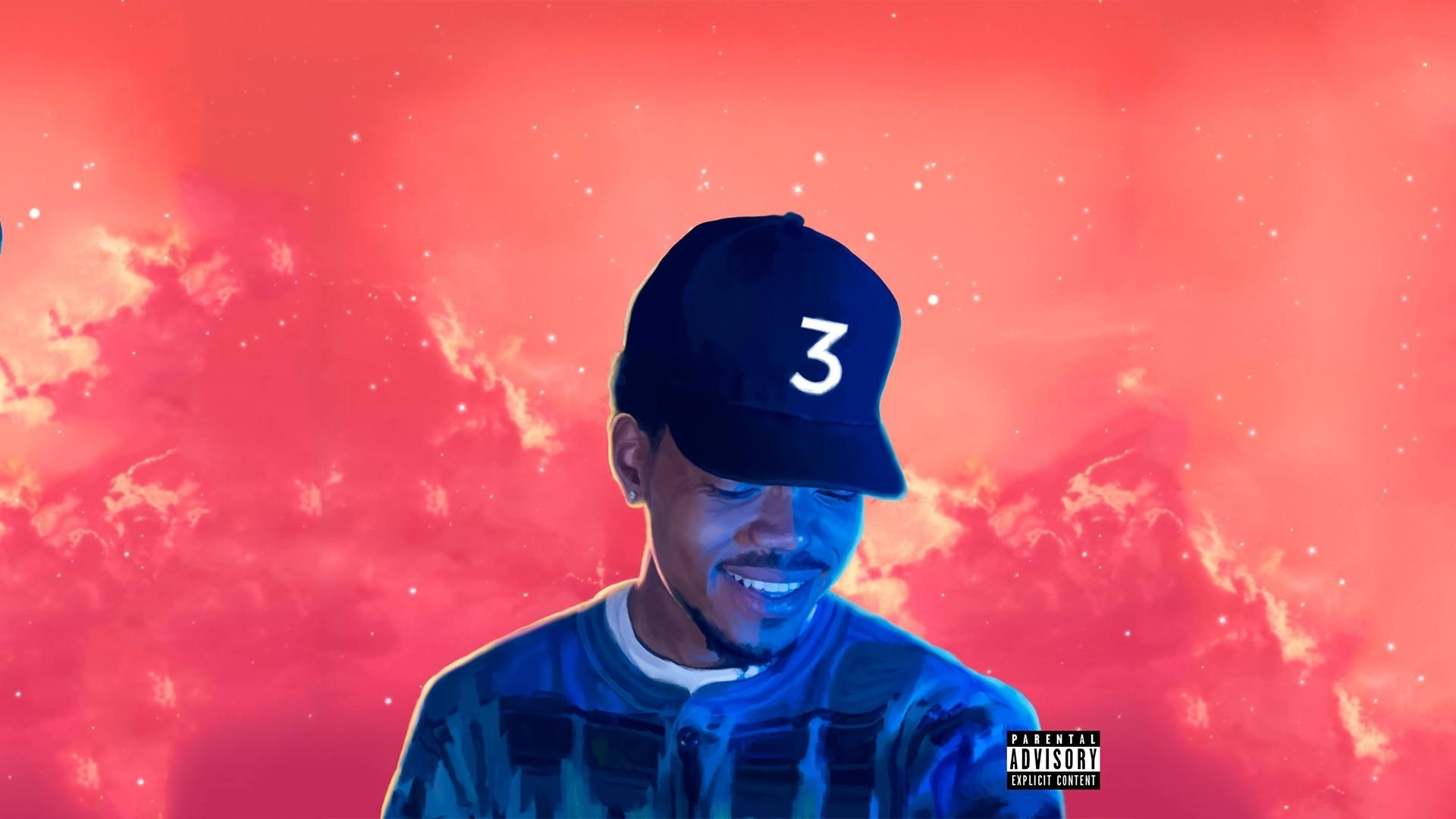chance 3 wallpaper i made for myself (1920x1080) need #iphone #6s