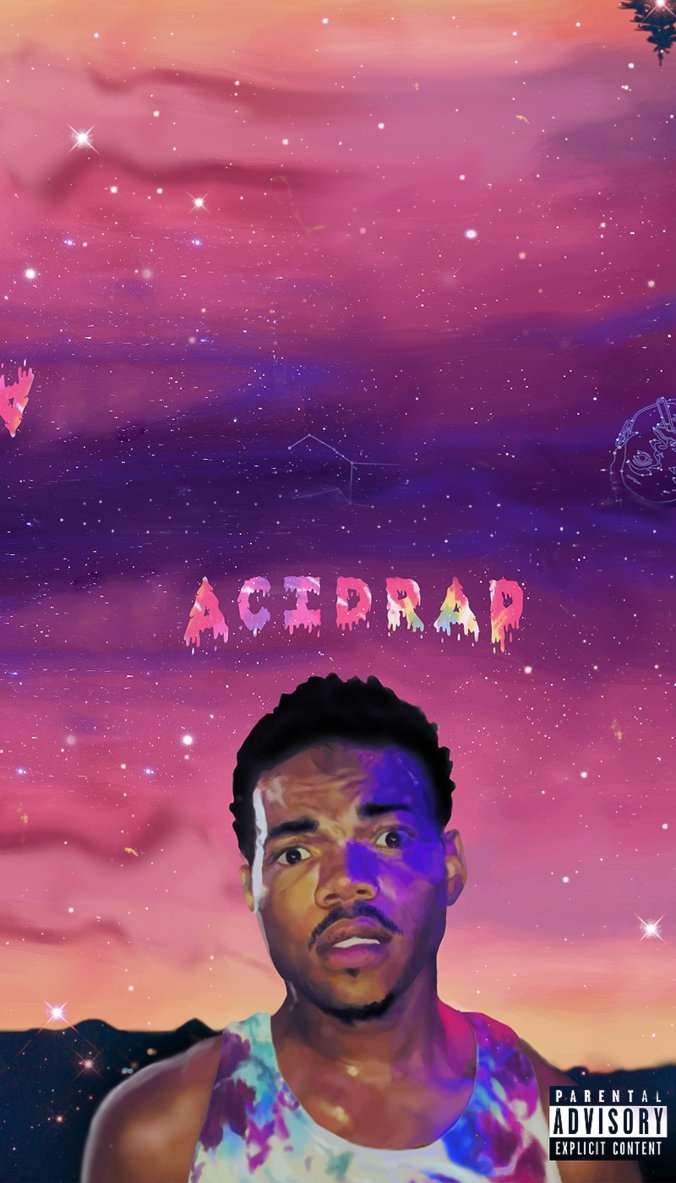 chance the rapper acid rap iphone 6 wallpapergrahamglover on