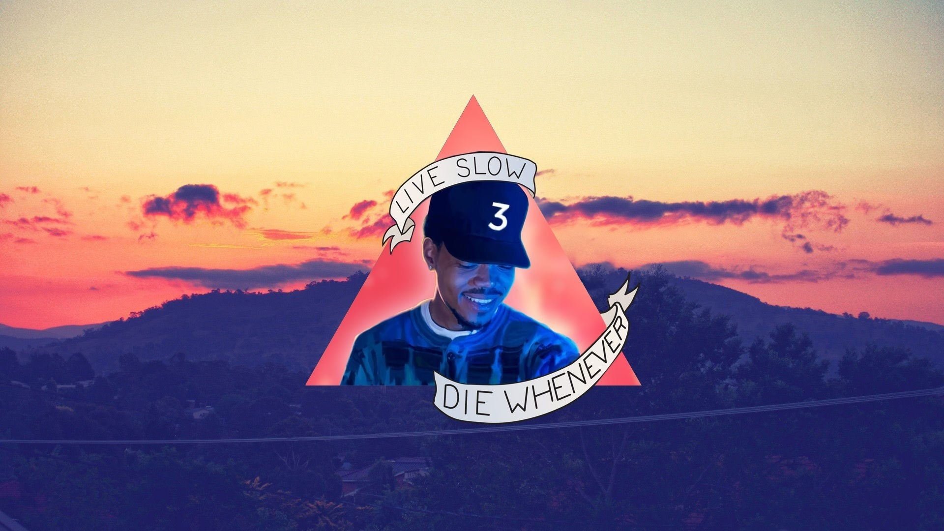 chance the rapper wallpaper ·① download free full hd wallpapers for