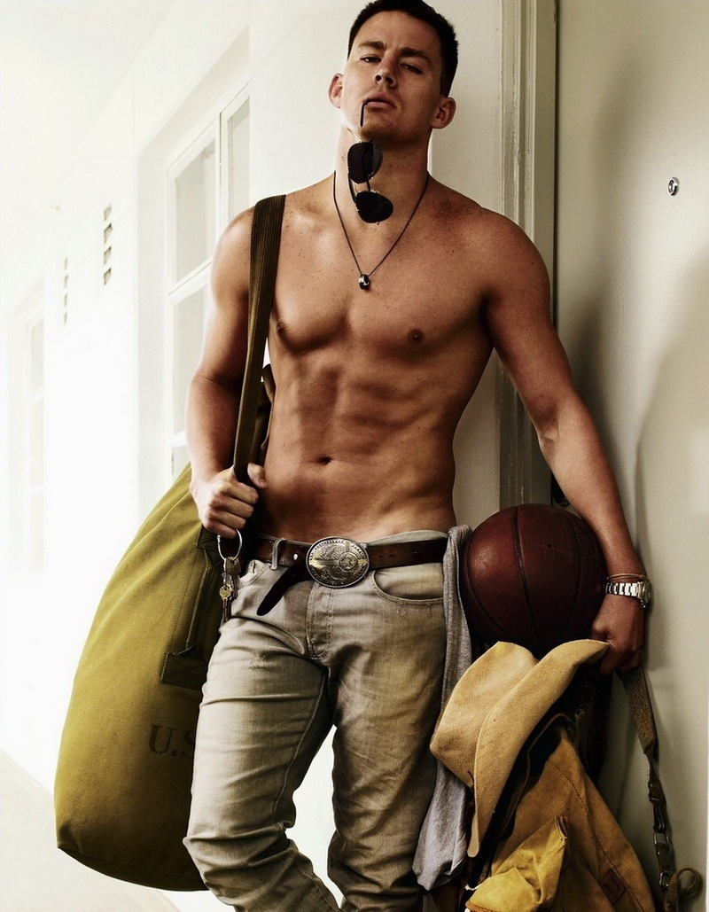 channing tatum body #7017093