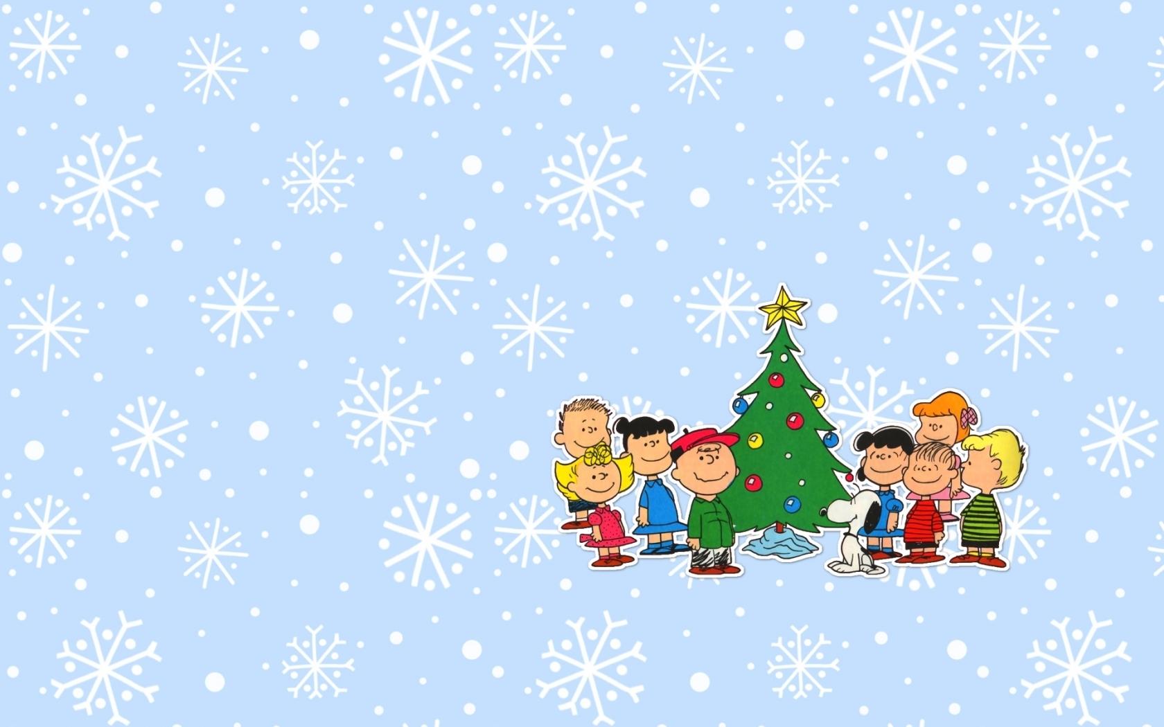 charlie brown christmas background | full desktop backgrounds