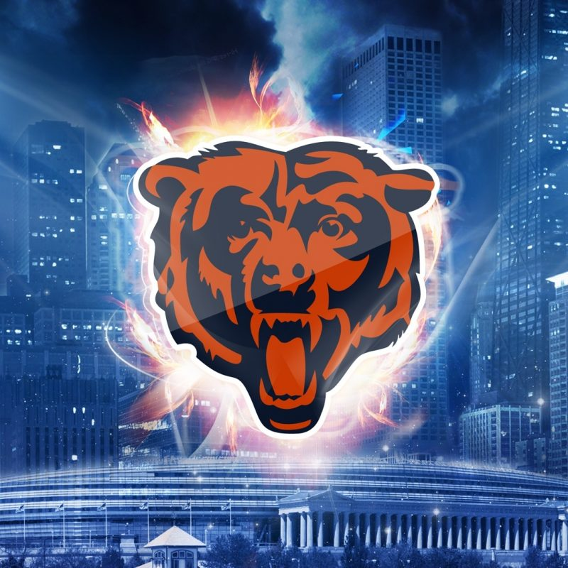 10 Best Cool Chicago Bears Logo FULL HD 1920×1080 For PC Desktop 2020 free download chicago bears 2013 wallpapers 800x800