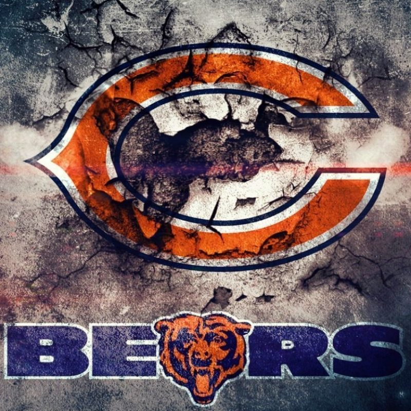 10 Most Popular Chicago Bears Wallpapers Hd FULL HD 1080p For PC Desktop 2018 free download chicago bears desktop wallpaper wallpapers browse hd wallpapers 3 800x800
