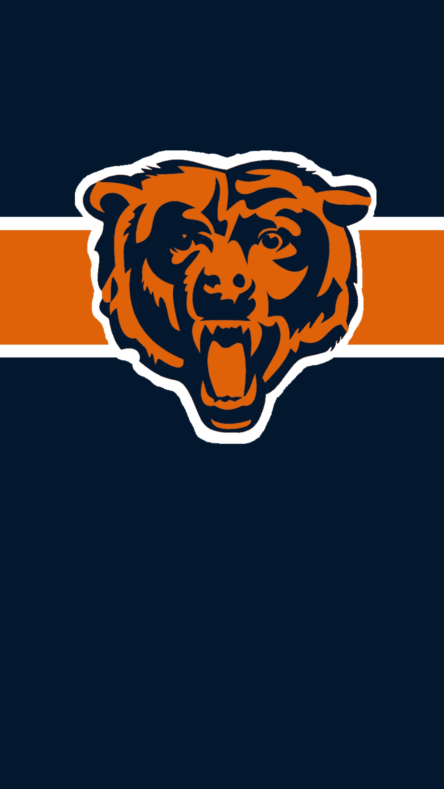 chicago bears iphone wallpapers | pixelstalk