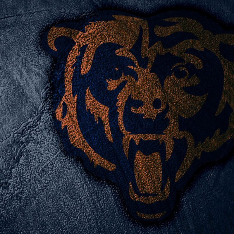 10 Most Popular Chicago Bears Wallpapers Hd FULL HD 1080p For PC Desktop 2018 free download chicago bears rough glow 2560x1920 photo 1 800x800