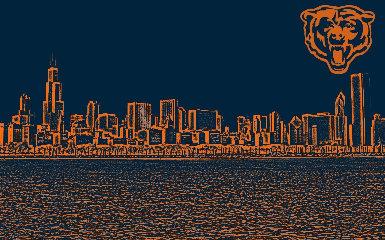 chicago bears wallpaper 14559 1440x900 px ~ hdwallsource
