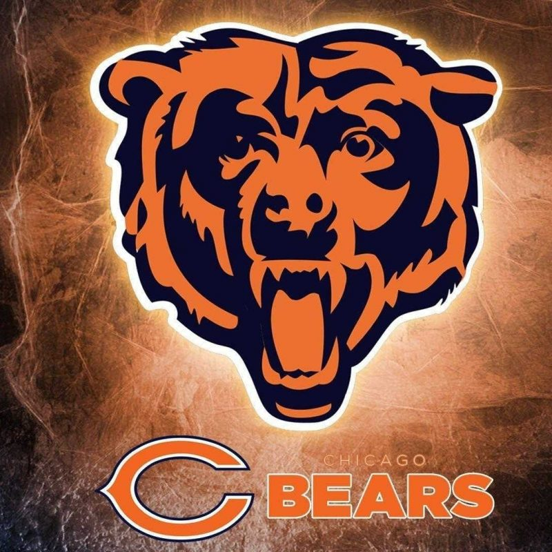 10 Most Popular Chicago Bears Wallpapers Hd FULL HD 1080p For PC Desktop 2018 free download chicago bears wallpaper trends with wallpapers picture wallvie 800x800