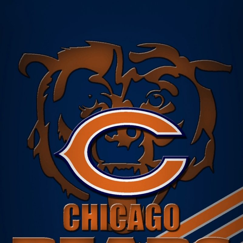 10 Most Popular Chicago Bears Iphone Wallpaper FULL HD 1080p For PC Desktop 2020 free download chicago bears wallpapers 2017 wallpaper cave 1 800x800