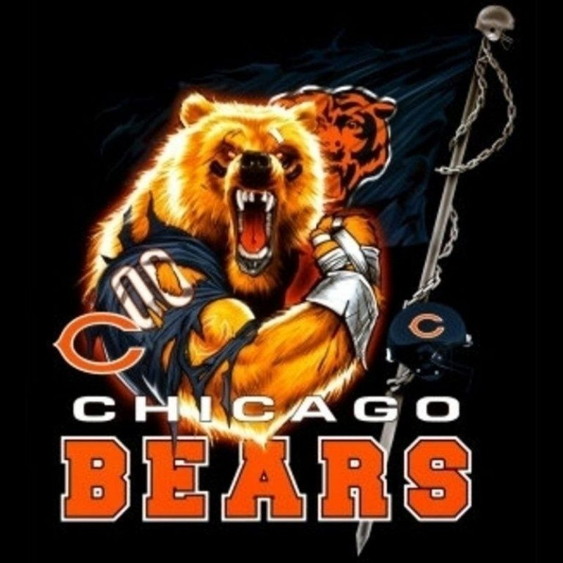 10 Best Cool Chicago Bears Logo FULL HD 1920×1080 For PC Desktop 2020 free download chicago bears wallpapers 2017 wallpaper cave 800x800