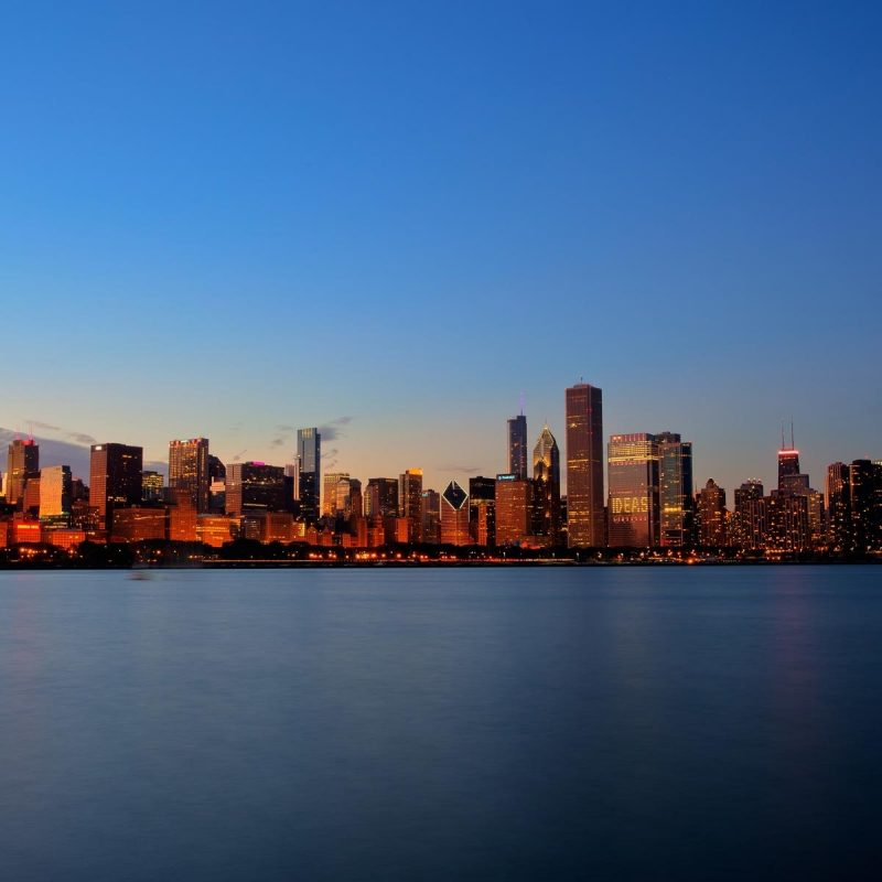 10 Most Popular Chicago Skyline Hd Wallpapers FULL HD 1080p For PC Desktop 2020 free download chicago skyline at night hd chicago night skyline hd wallpaper 800x800