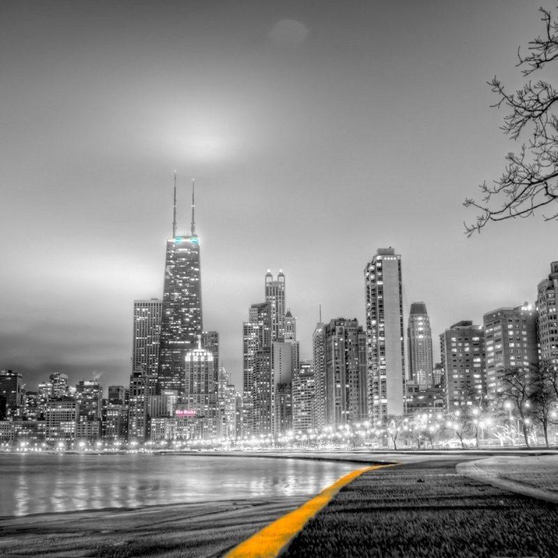 10 Latest Chicago Skyline Wallpaper Hd FULL HD 1080p For PC Desktop 2018 free download chicago skyline hd background media file pixelstalk 800x800