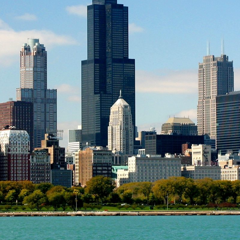 10 Most Popular Chicago Skyline Iphone Wallpaper FULL HD 1080p For PC Background 2018 free download chicago skyline tall backgrounds media file pixelstalk 800x800
