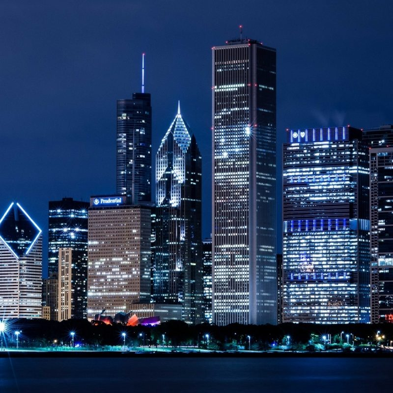 10 Latest Chicago Skyline Wallpaper Hd FULL HD 1080p For PC Desktop 2018 free download chicago skyline wallpaper download free hd wallpapers 800x800