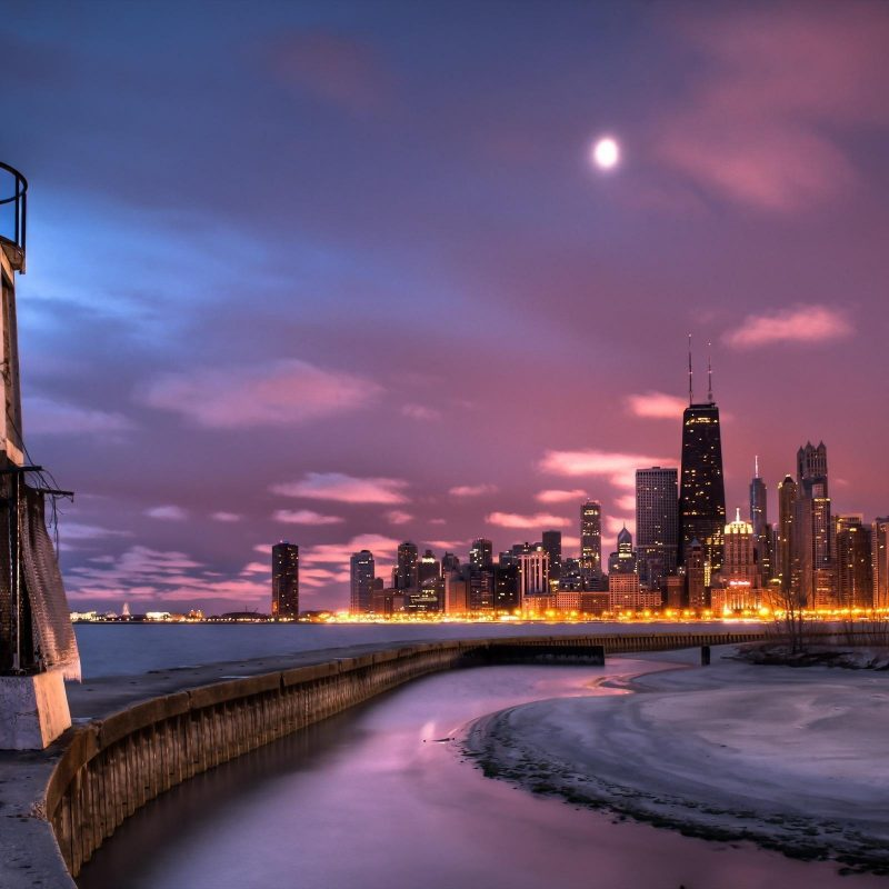 10 Most Popular Chicago Skyline Iphone Wallpaper FULL HD 1080p For PC Background 2018 free download chicago skyline wallpapers wallpaper cave 800x800