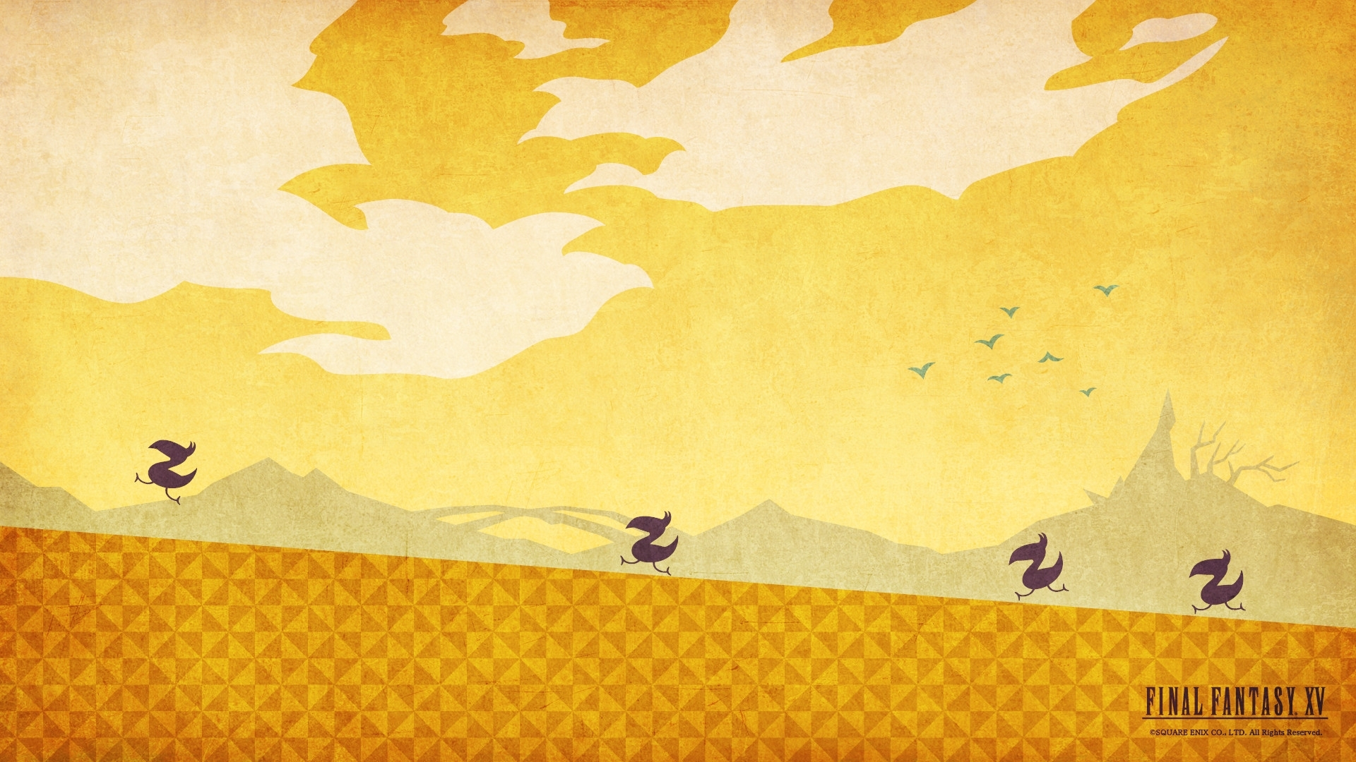 chocobo wallpaper (74+ images)
