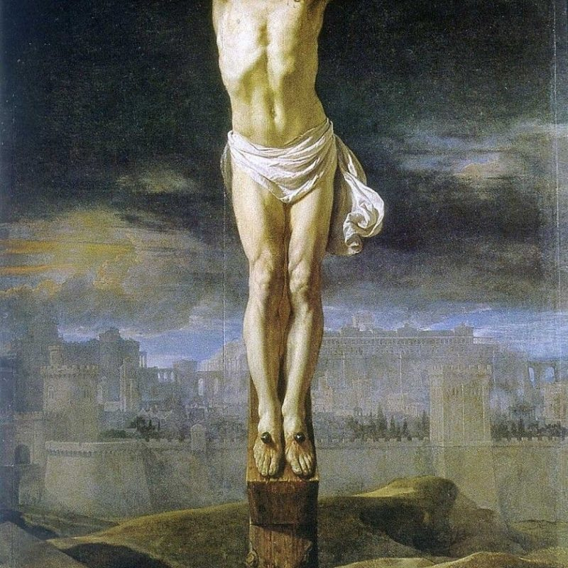 10 Top Jesus Christ Crucified Images FULL HD 1920×1080 For PC Background 2021 free download christ crucified philippe de champaigne 54 paintings of the 800x800