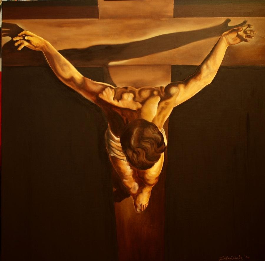 christ of st.john of the crosssokolowicz on deviantart