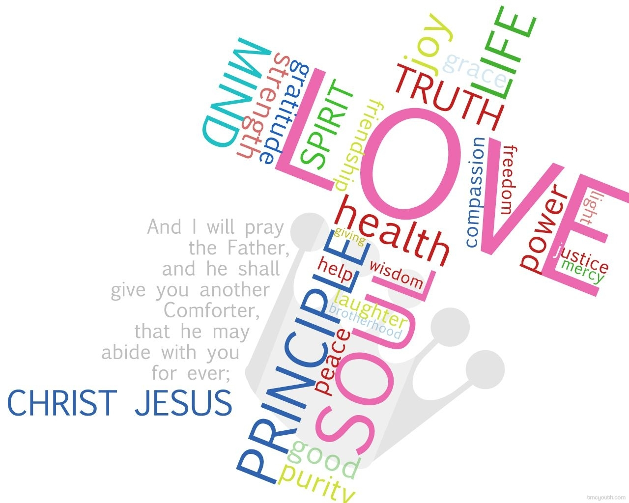 christian sayings with pictures | christian quote: christ jesus