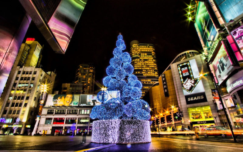 10 Most Popular Christmas In The City Wallpaper FULL HD 1920×1080 For PC Background 2020 free download christmas city hd wallpaper tree wallpaper city wallpaper 800x500