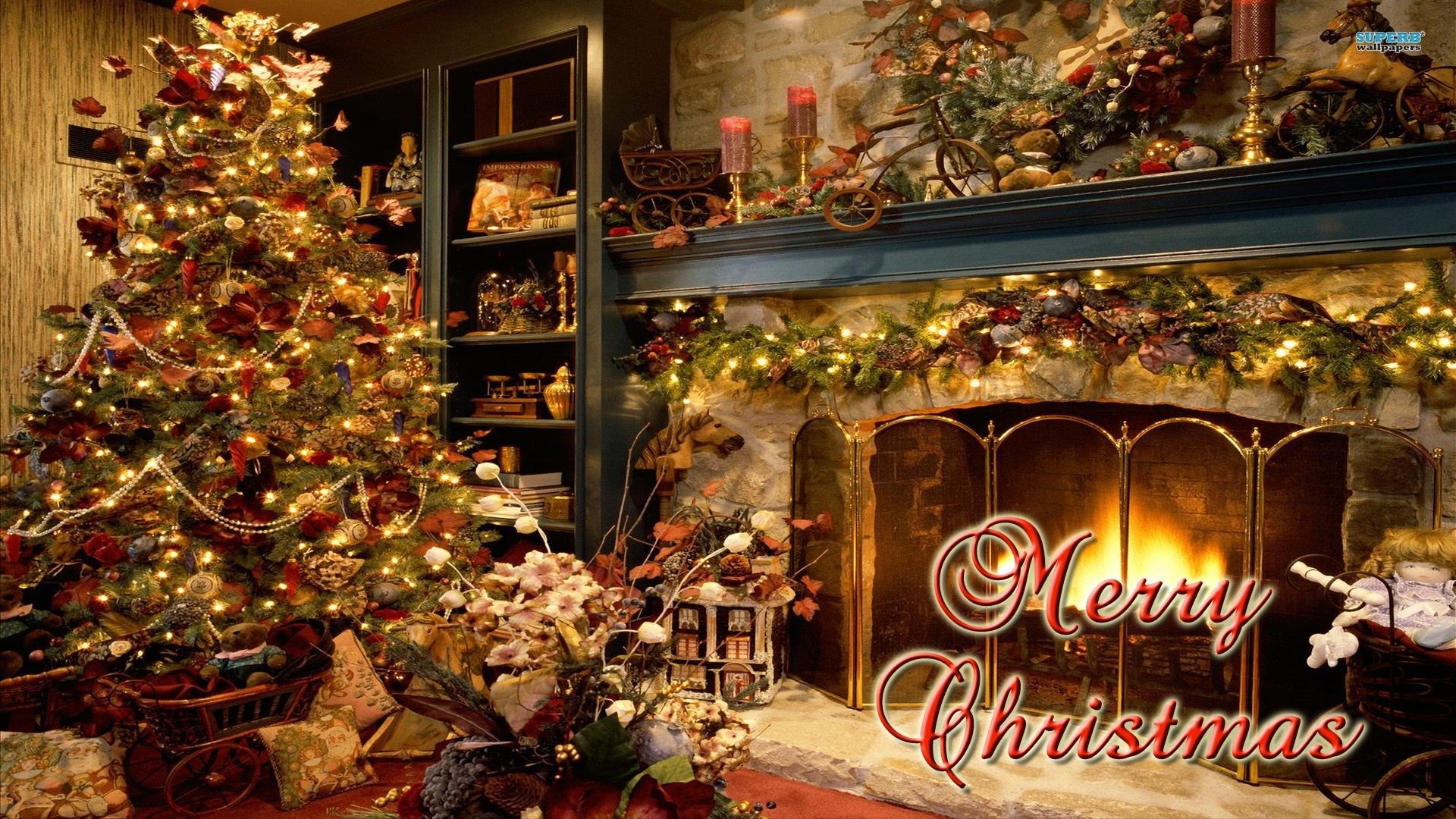 christmas desktop wallpaper free