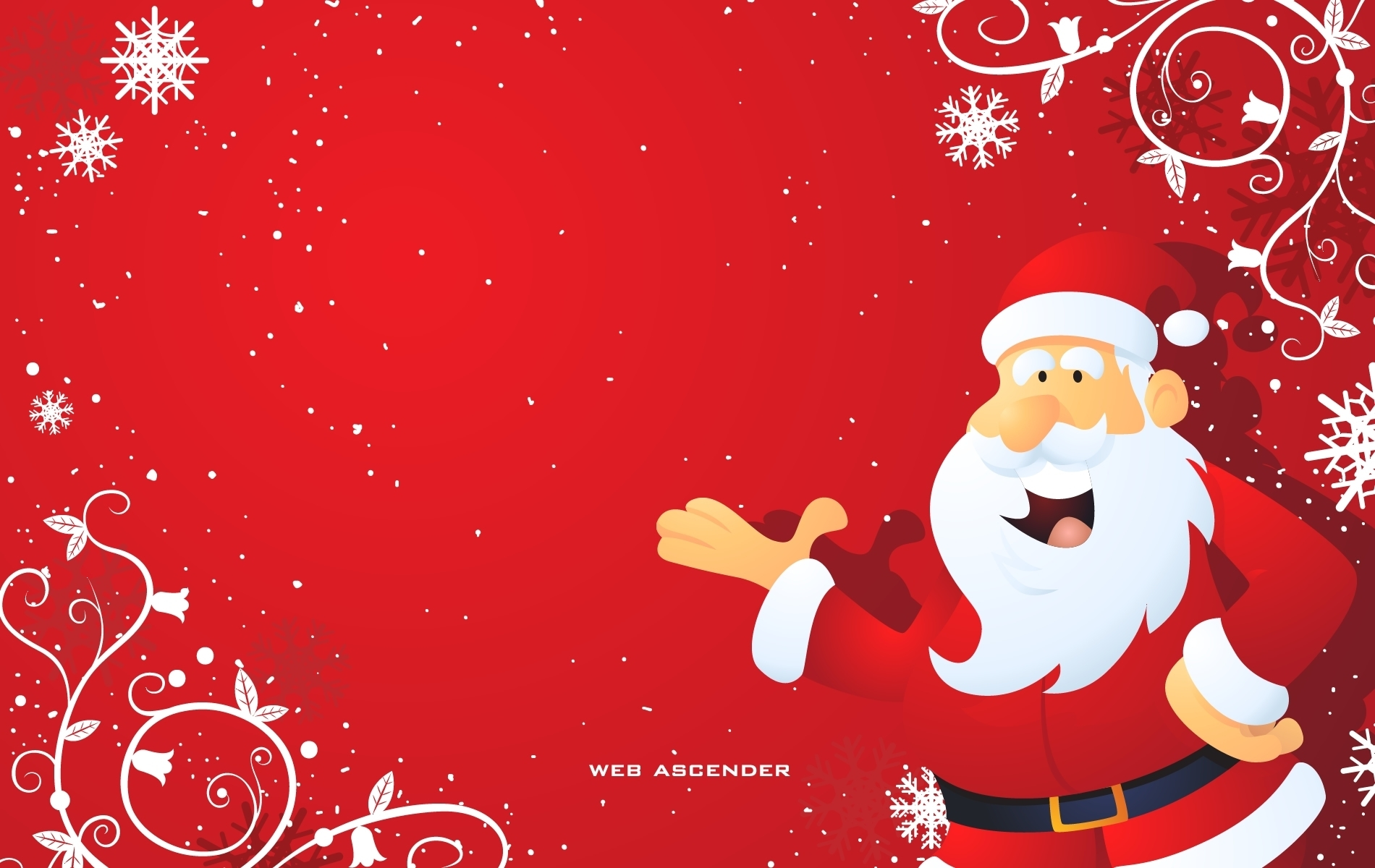 christmas father christmas santa claus wallpapers (desktop, phone