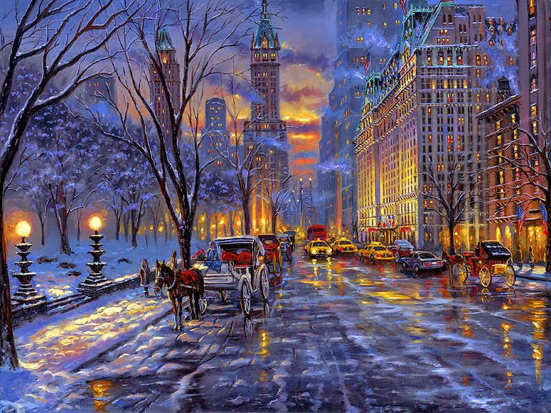 10 Most Popular Christmas In The City Wallpaper FULL HD 1920×1080 For PC Background 2018 free download christmas images christmas wallpaper hd wallpaper and background 800x600