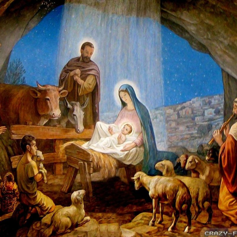 Christmas Jesus Wallpaper.10 Latest Jesus Christmas Wallpaper Hd Full Hd 1920 1080 For