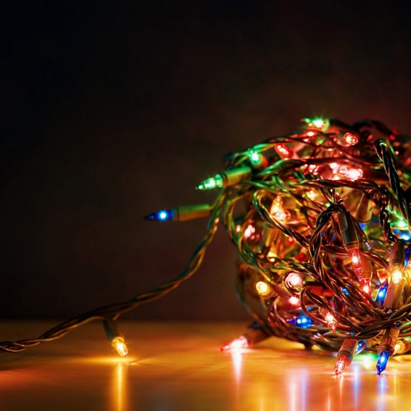10 Best Christmas Lights Desktop Wallpaper FULL HD 1080p For PC Desktop 2018 free download christmas lights desktop wallpapers 800x800