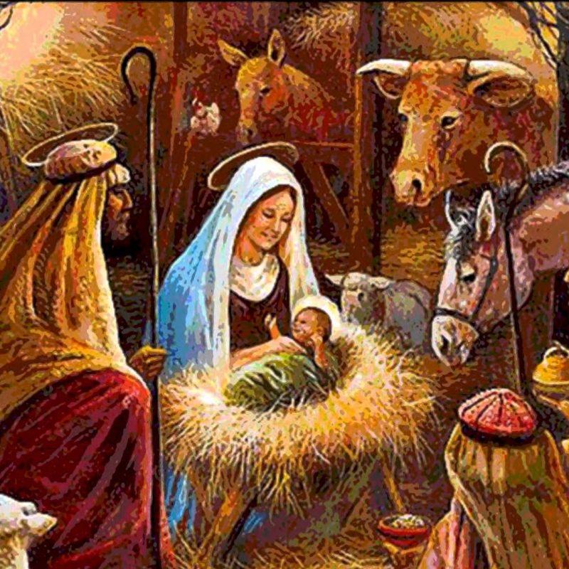 10 Latest Jesus Christmas Wallpaper Hd FULL HD 1920×1080 For PC Desktop 2021 free download christmas morning joy in jesus birth hd youtube 800x800