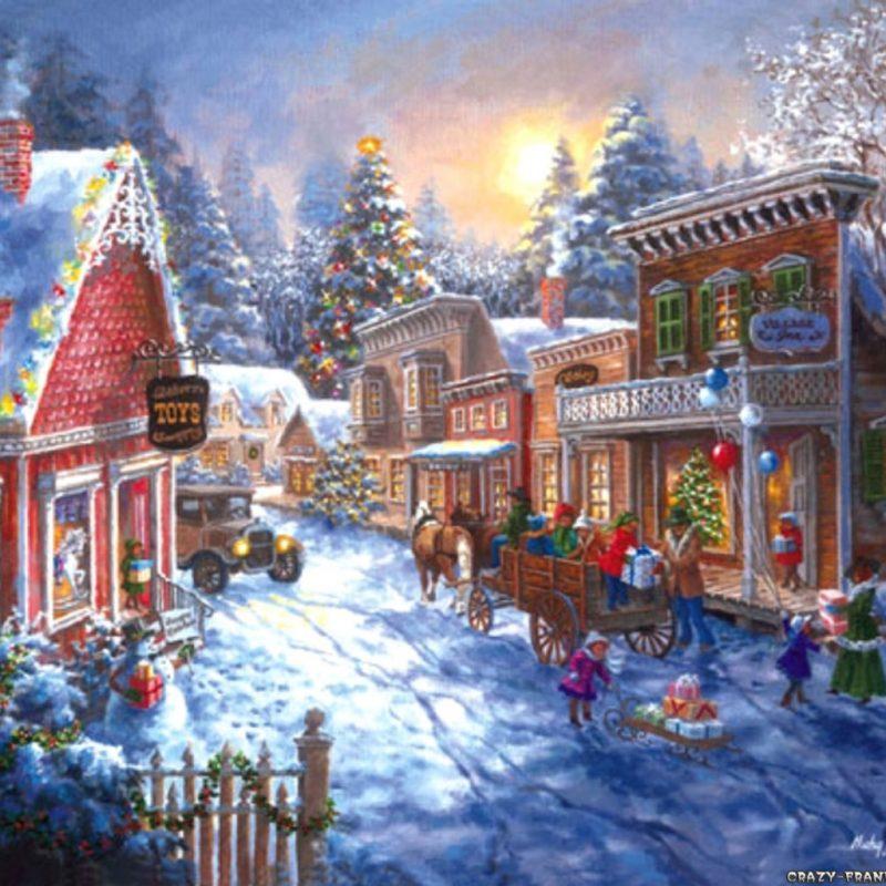 10 Top Desktop Wallpaper Christmas Scenes FULL HD 1920×1080 For PC Desktop 2018 free download christmas scenes wallpaper christmas town scene desktop 800x800