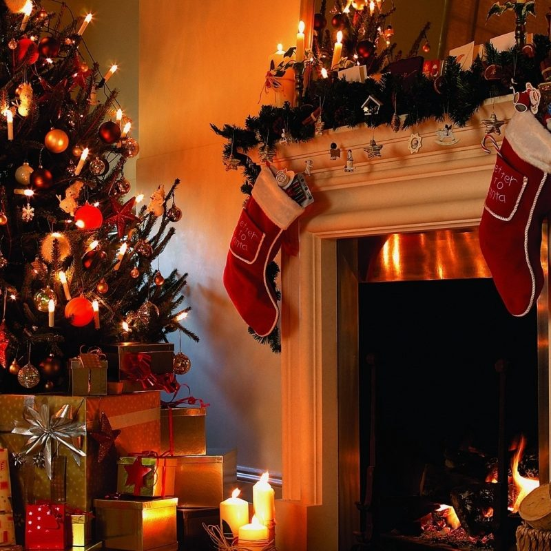 10 Best Christmas Fireplace Desktop Wallpaper FULL HD 1080p For PC Desktop 2020 free download christmas tree house e29da4 4k hd desktop wallpaper for 4k ultra hd tv 1 800x800