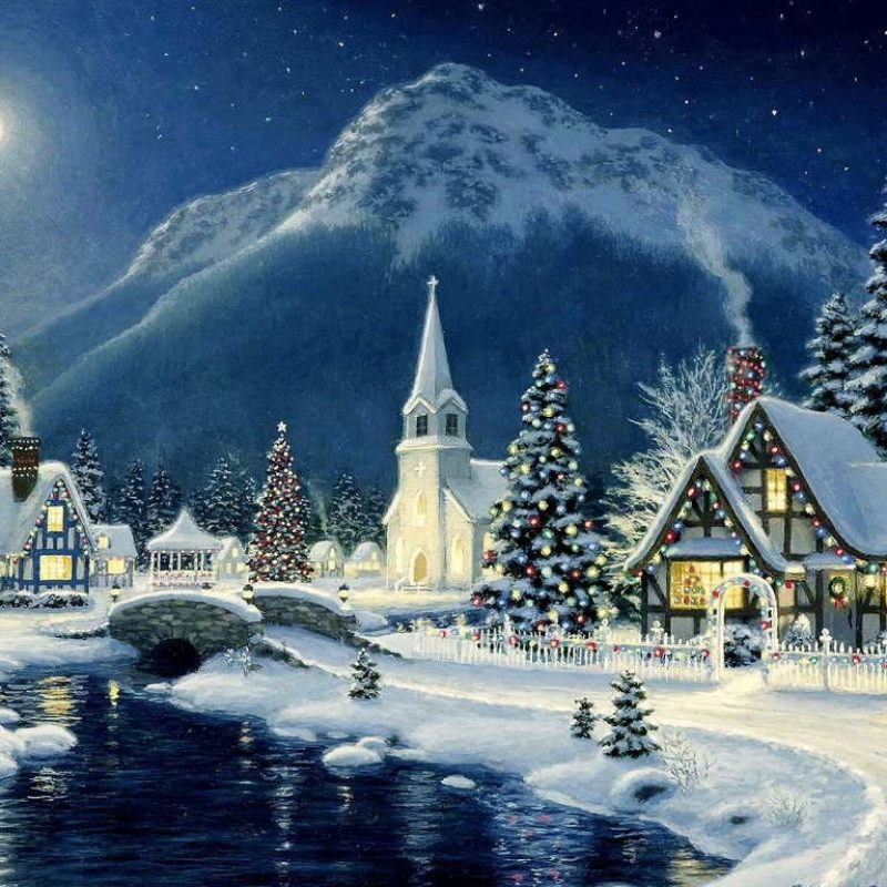 10 Top Christmas Town Wallpaper Hd FULL HD 1920×1080 For PC Background 2018 free download christmas village wallpapers wallpaper cave 800x800