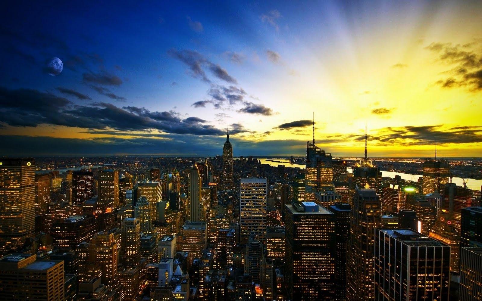 city skyline day desktop wallpaper   i hd images